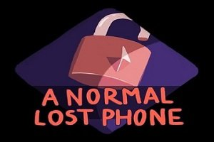 A Normal Lost Phone Mod APK Cover