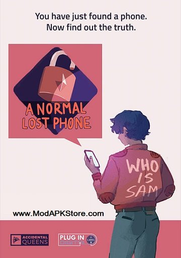 A Normal Lost Phone Mod APK