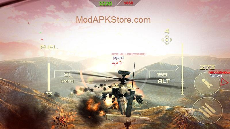 World of Gunships Online Mod APK