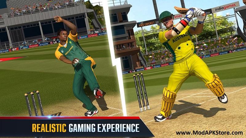 ICC Pro Cricket 2015 v1.0.109 Mod APK
