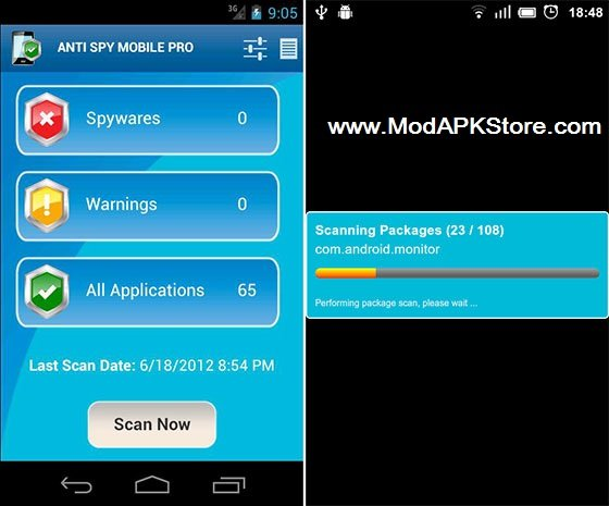 Anti Spy Mobile PRO Mod APK