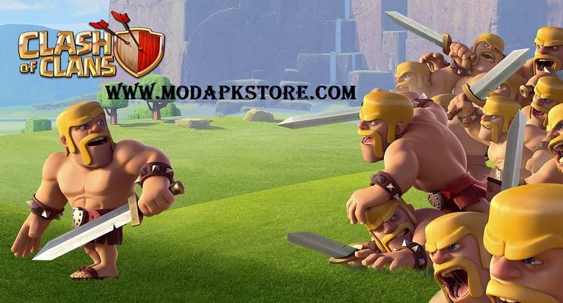 Clash of Clans Mod APK - ModAPKStore