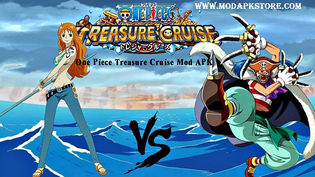One Piece Treasure Cruise Mod APK ModAPKStore