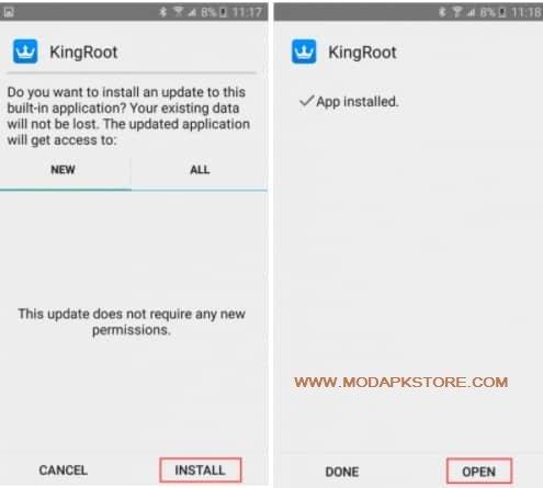 Kingroot APK 4.0