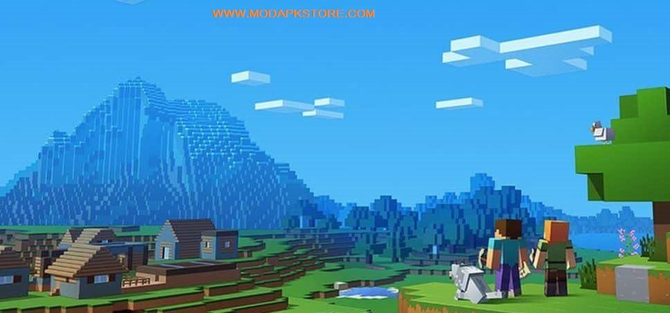 Minecraft PE APK/ Mod Download For Android {UPGRADED 2019}
