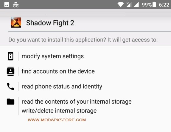 Shadow Fight 2 APK MODDED