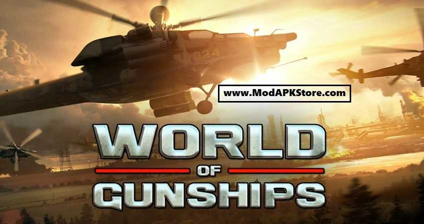 World of Gunships Online Mod APK