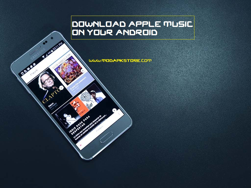 Apple Music APK Download for Android