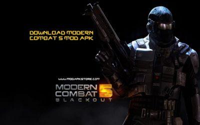 Modern Combat 5 Mod APK Download