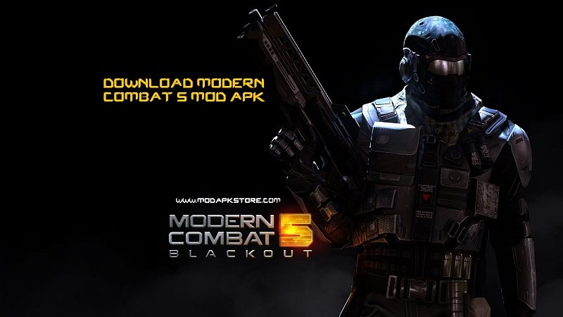 Modern Combat 5 Mod APK Download