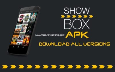 Download Showbox APK All Version
