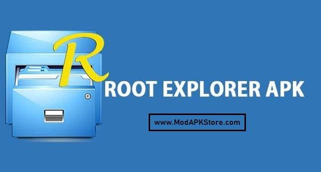 download root explorer pro mod apk