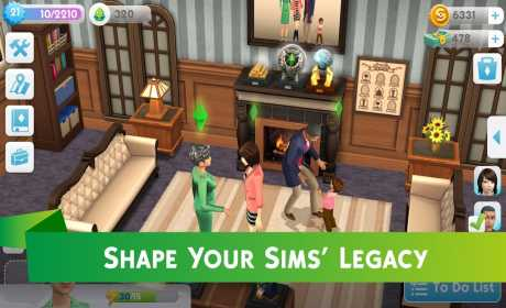 the sims mobile gameplay 3