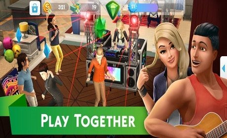 the sims mobile gameplay 4